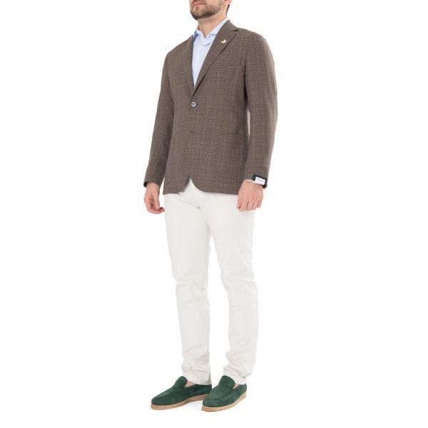 Пиджак Tombolini коричневый