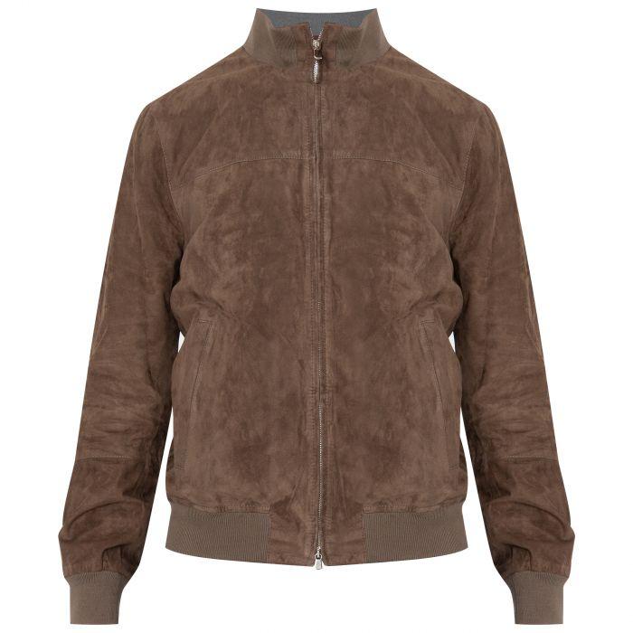 Куртка Atelier Milano коричневая