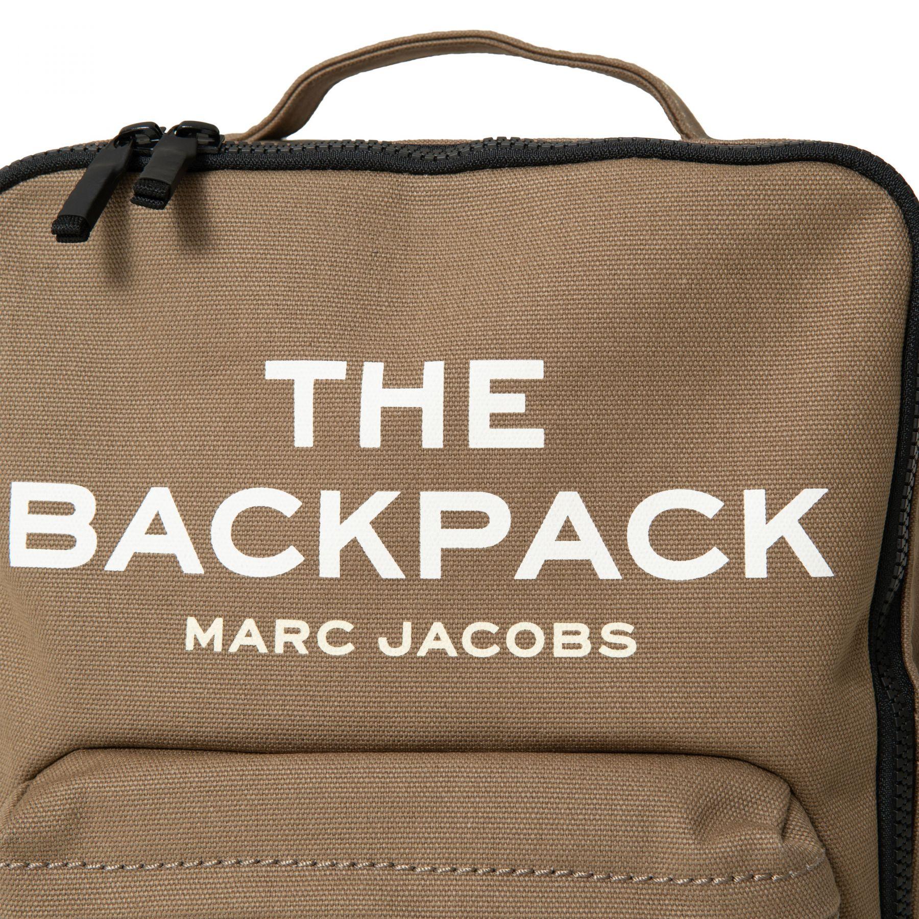 Рюкзак Marc Jacobs THE BACKPACK коричневый