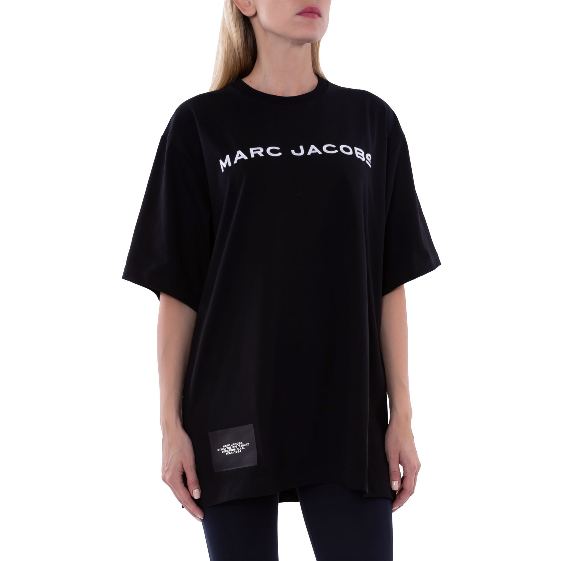 Футболка Marc Jacobs черная