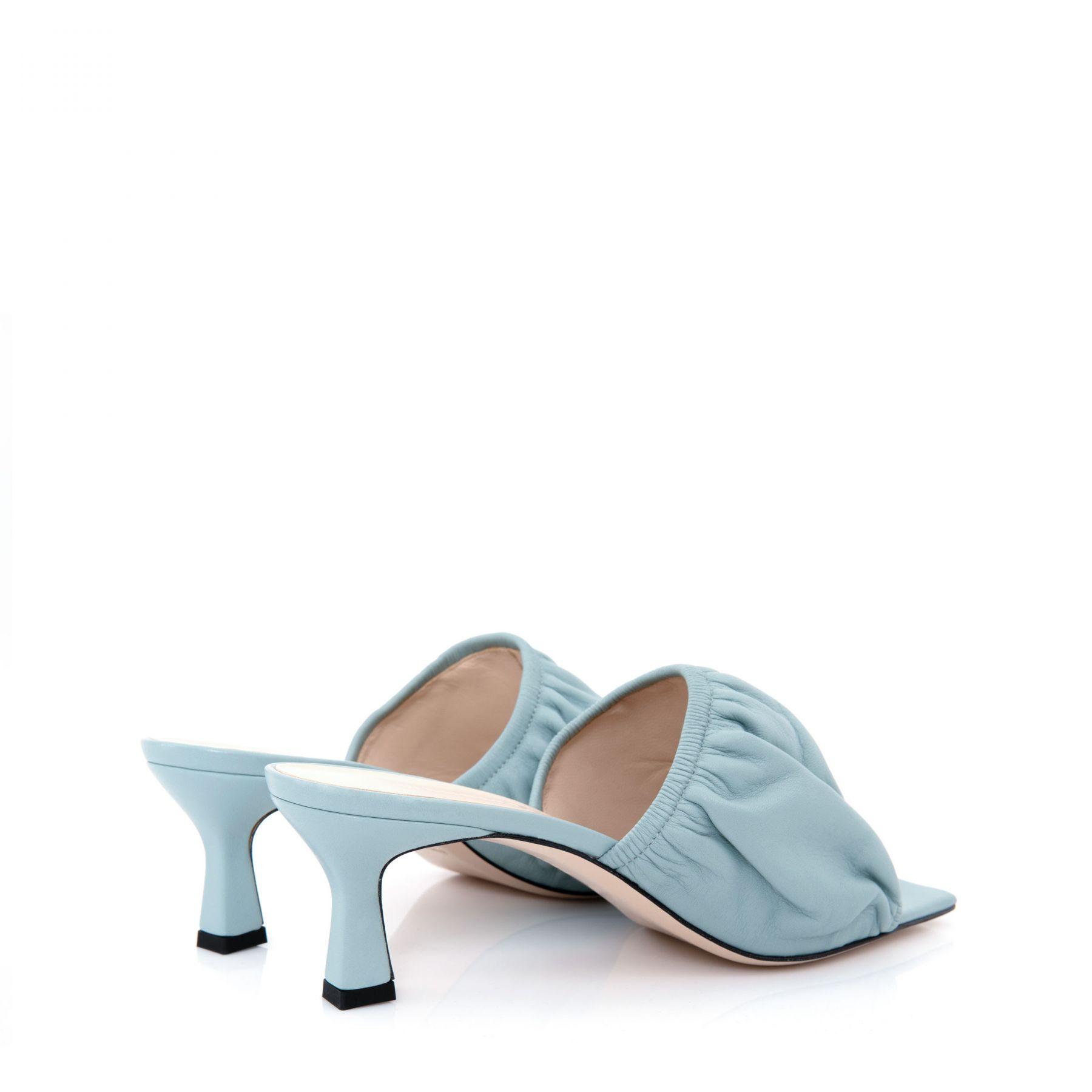 Мюли Wandler Ava голубые