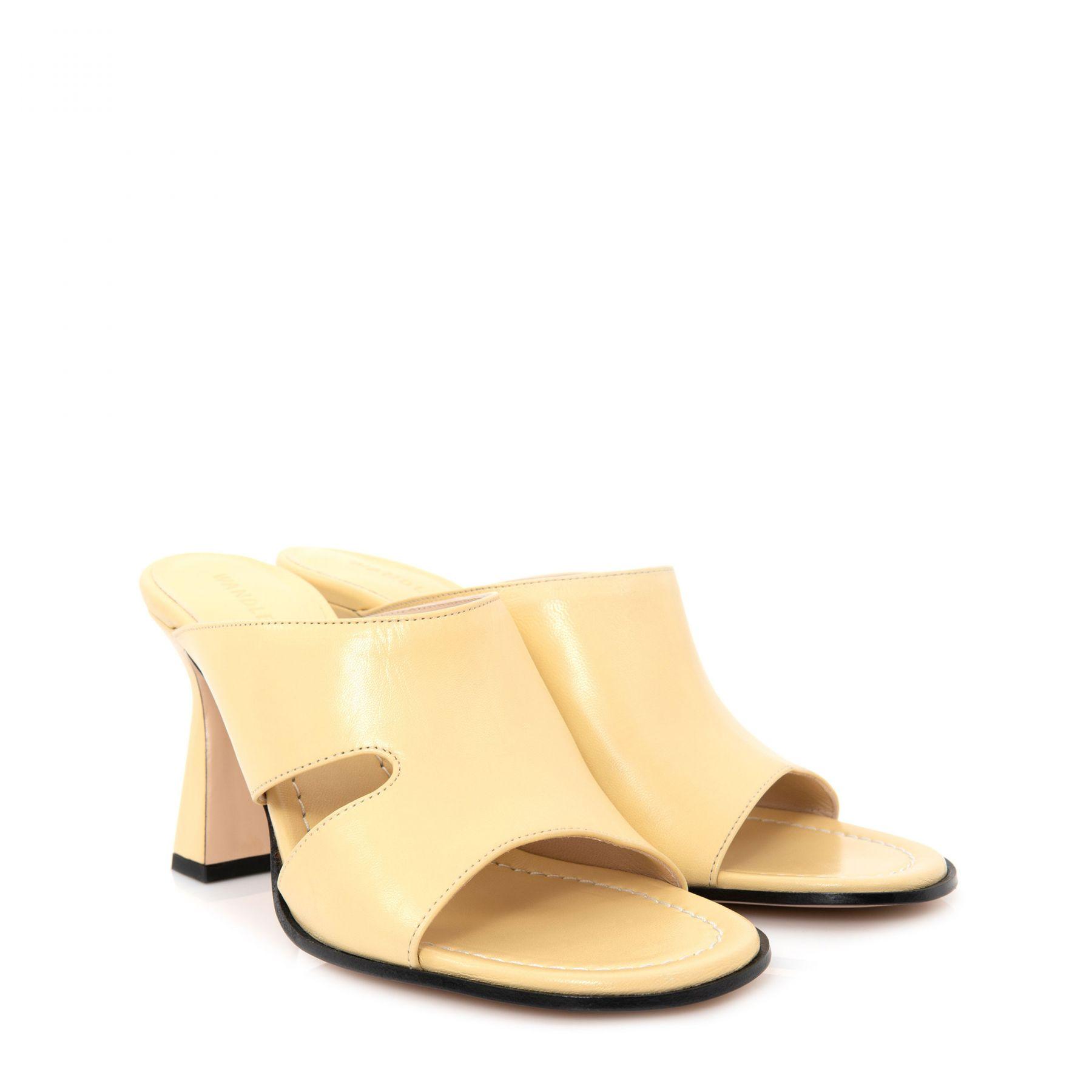 Мюли Wandler Marie желтые