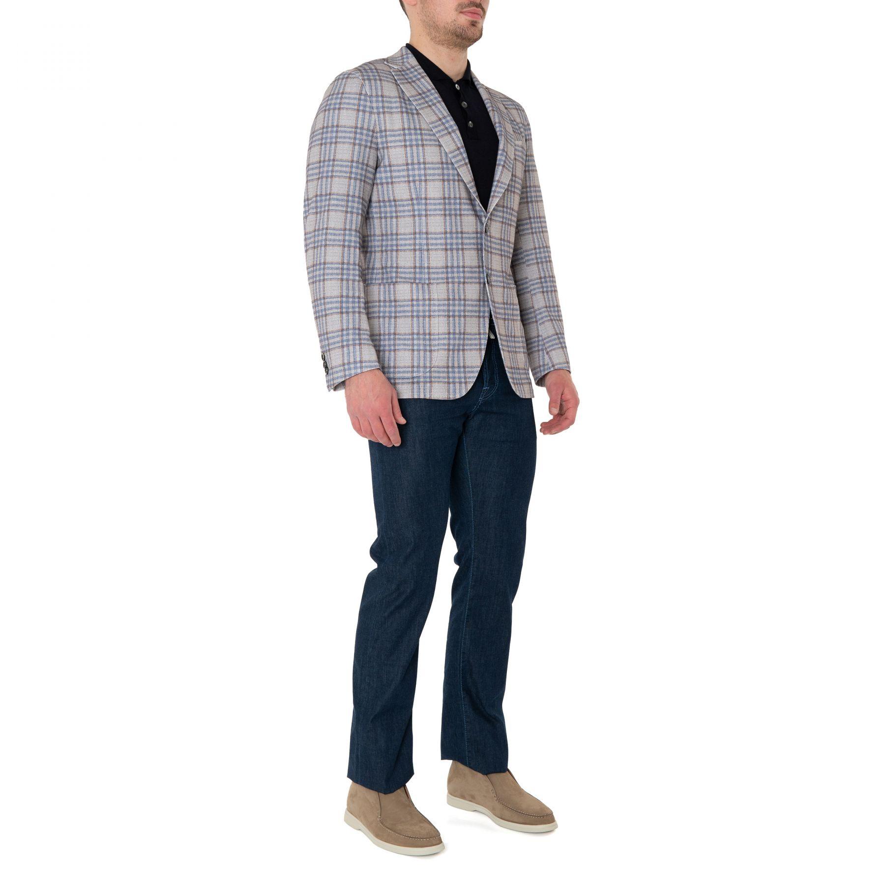 Пиджак Tombolini серый