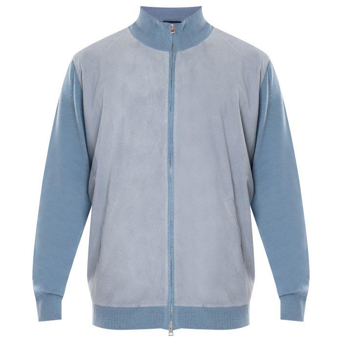 Куртка Tombolini голубая
