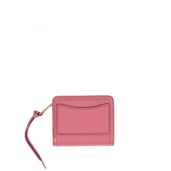 Портмоне Marc Jacobs THE SOFTSHOT розовое