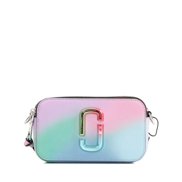 сумка Marc Jacobs The Snapshot Airbrush 2.0 разноцветная
