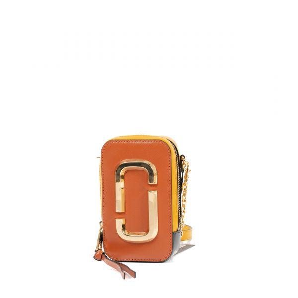 Сумка Marc Jacobs The Hot Shot оранжевая