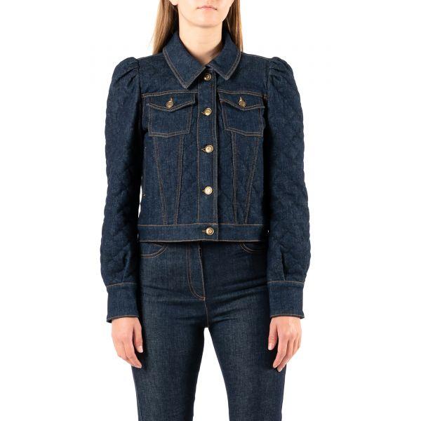 Куртка Fendi синяя