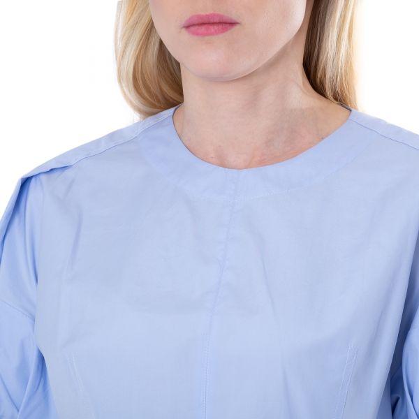 Рубашка с короткими рукавами 3.1 Phillip Lim 3.1 Phillip Lim голубая