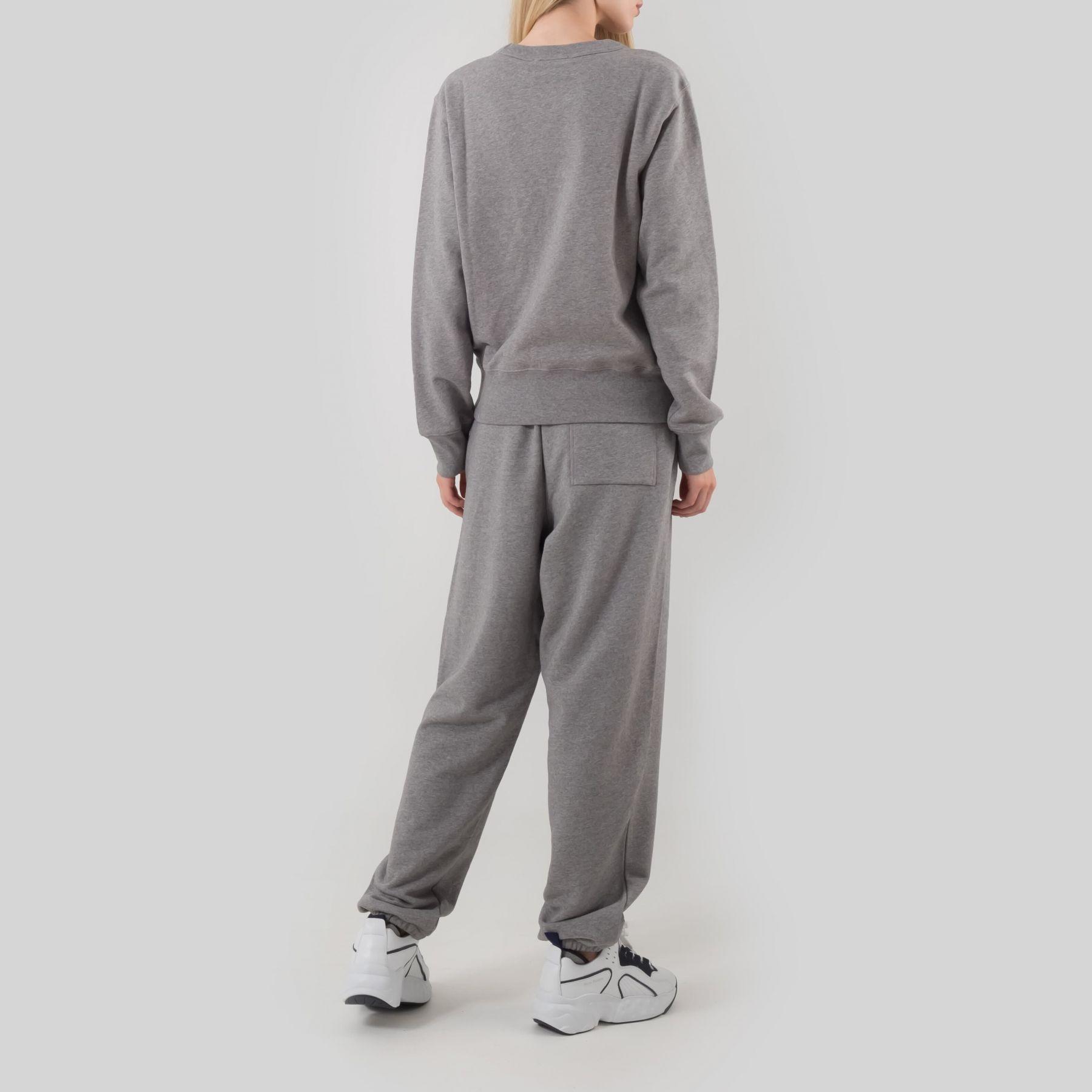 Спортивные брюки Acne Studios серые