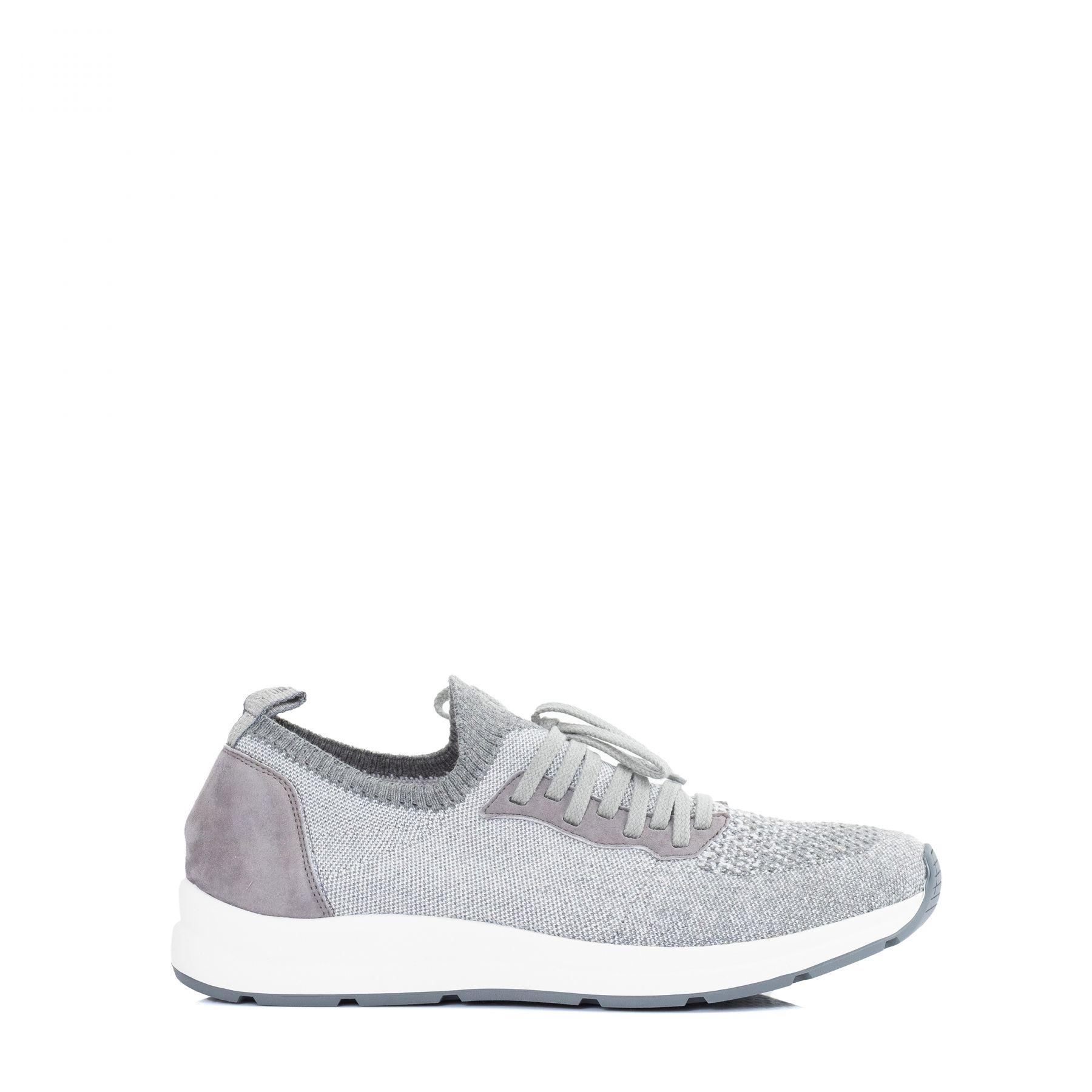 Кроссовки Andrea Ventura серо-белые