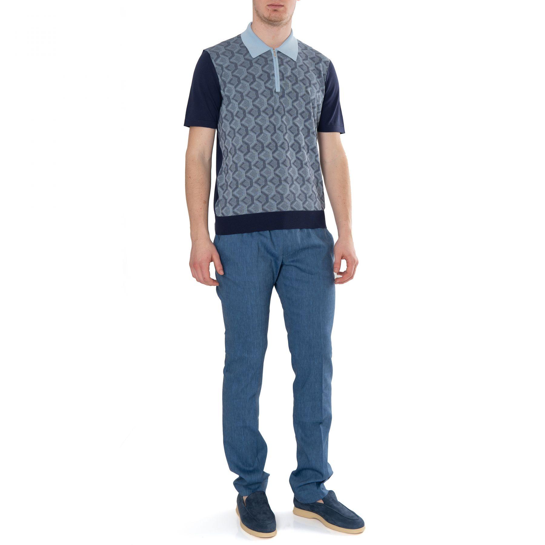 Спортивные брюки Castangia синие