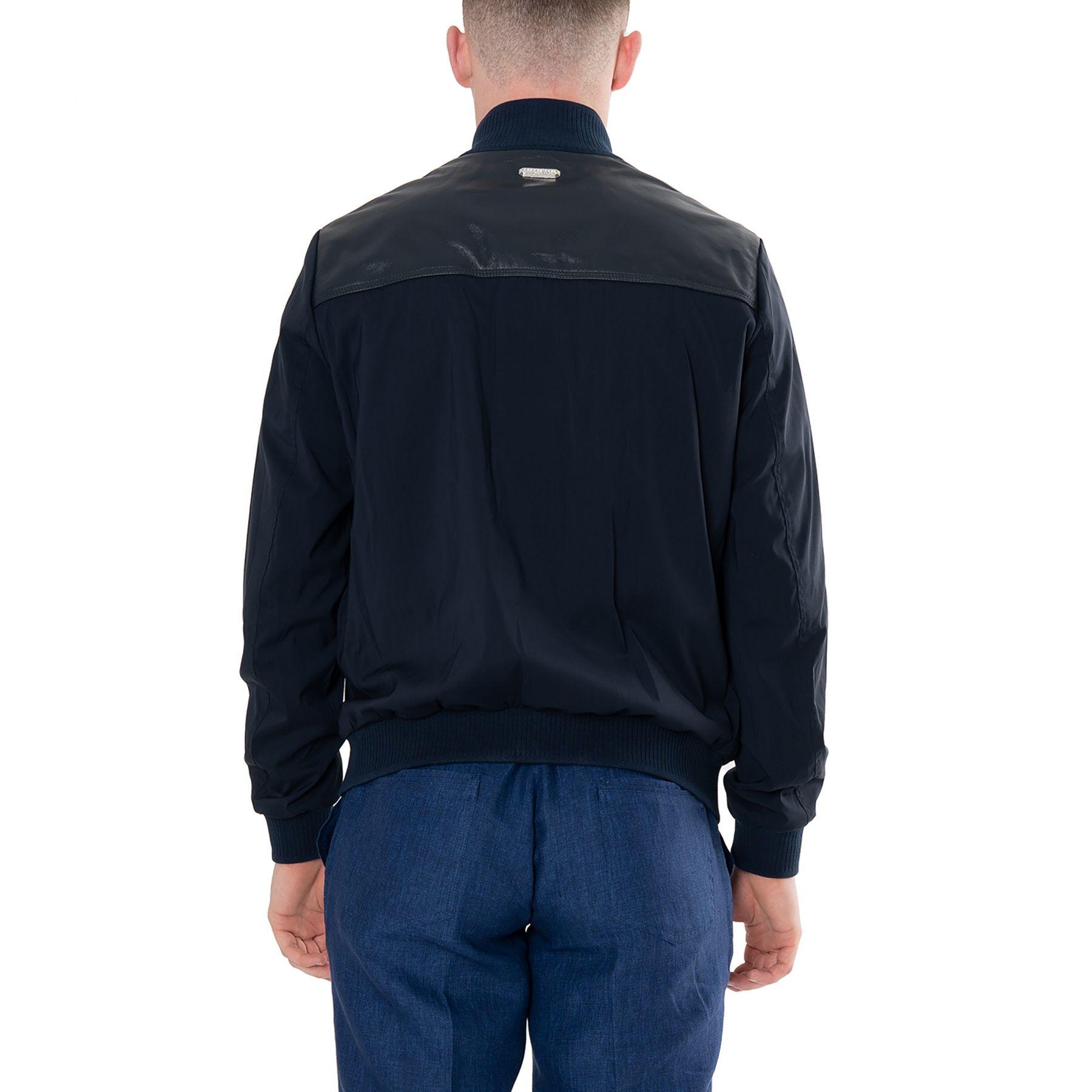 Куртка Castangia темно-синяя