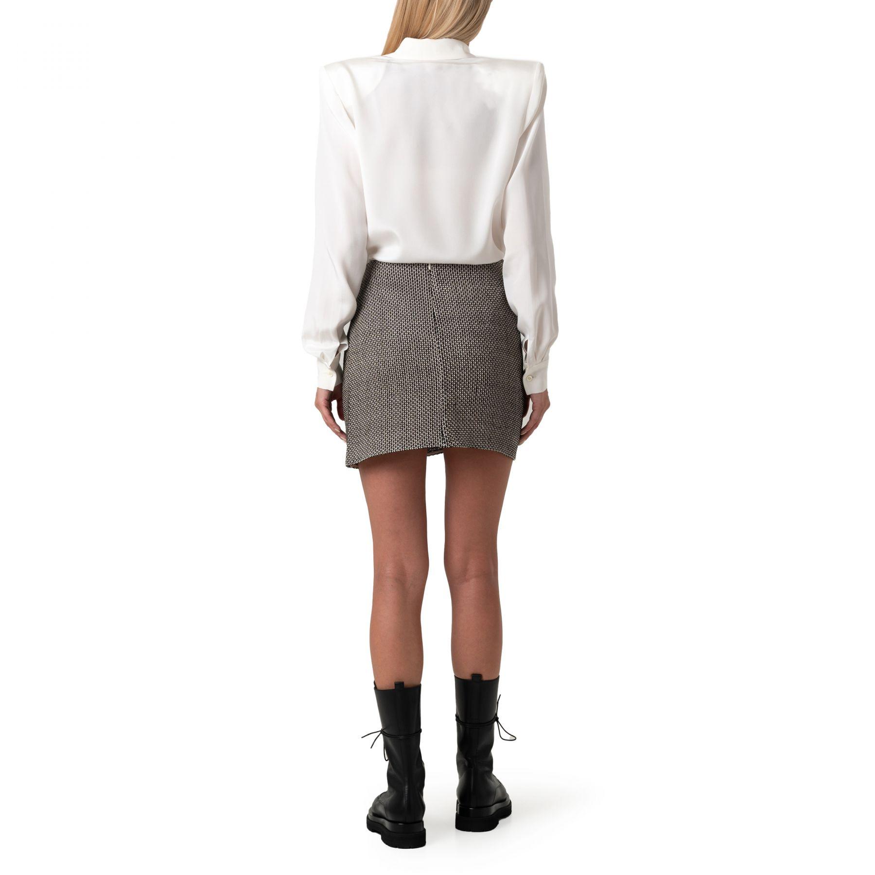 Рубашка с длинными рукавами Magda Butrym белая
