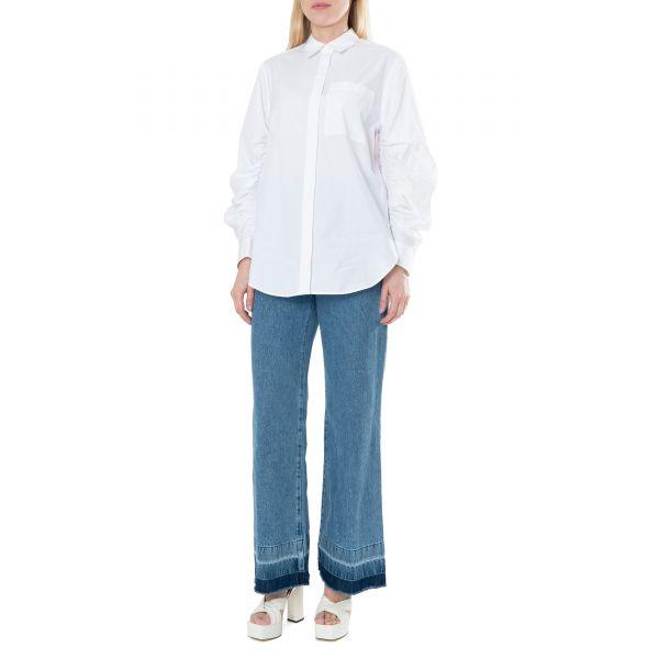 Рубашка с длинными рукавами 3.1 Phillip Lim 3.1 Phillip Lim белая