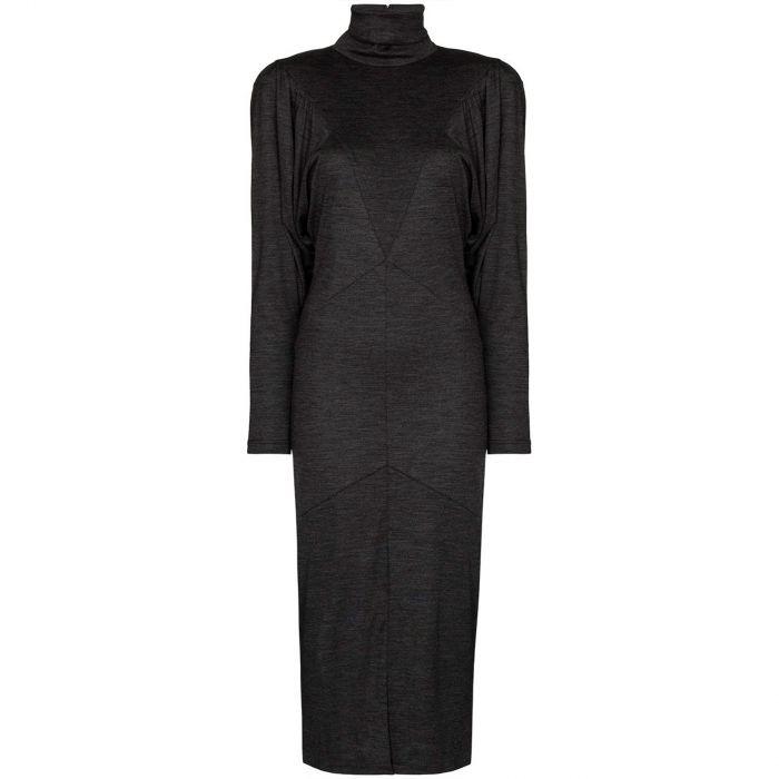Платье Isabel Marant серое