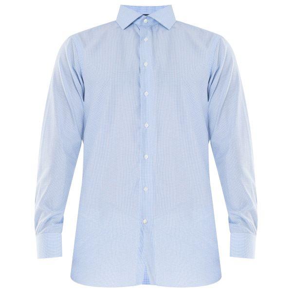 Рубашка с длинными рукавами Tombolini голубая