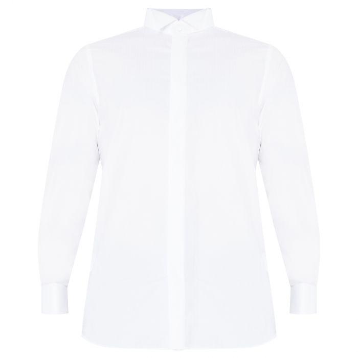 Рубашка длин.рук. Tombolini белая