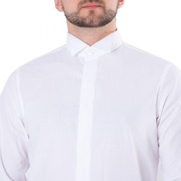 Рубашка с длинными рукавами Tombolini белая