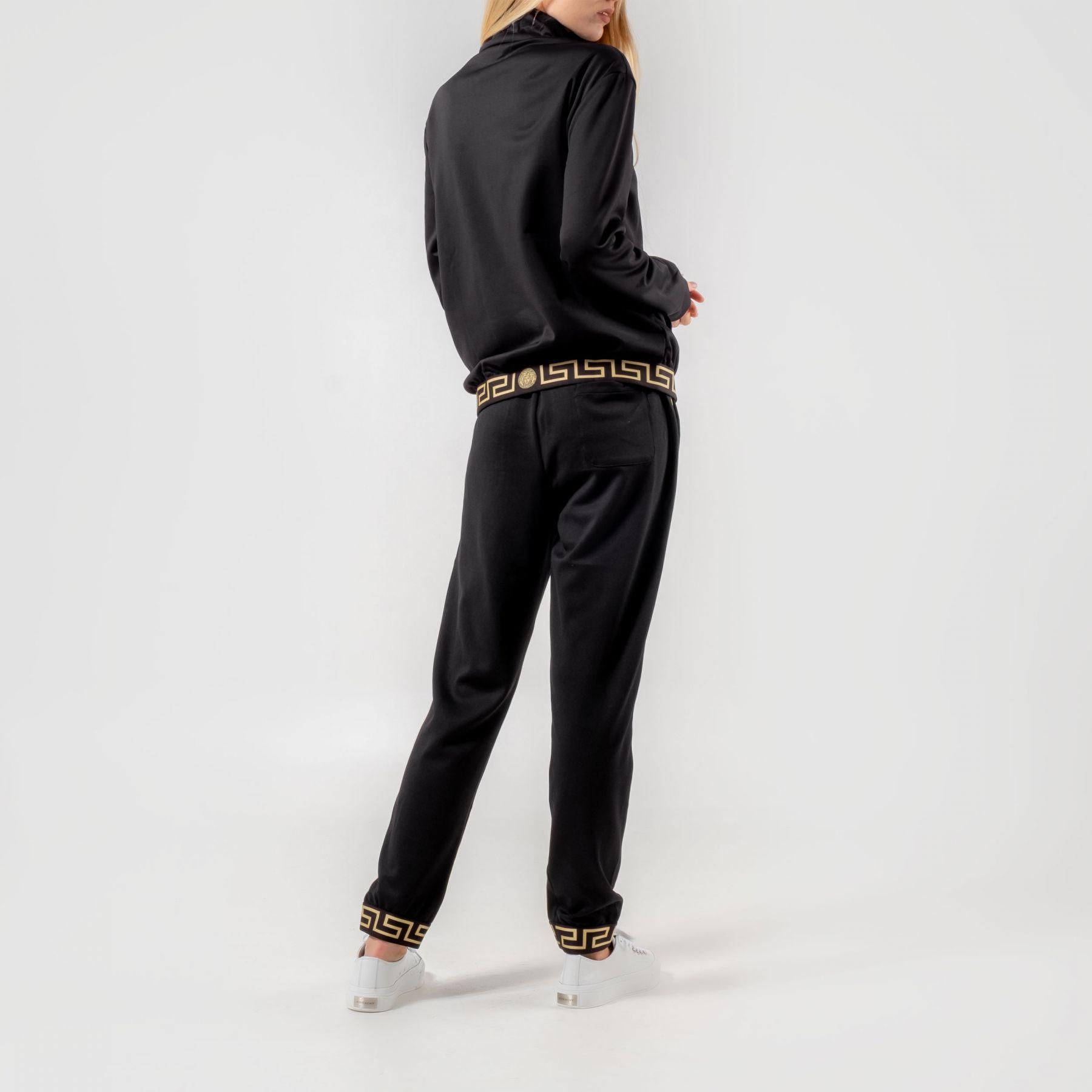 Толстовка Versace черная