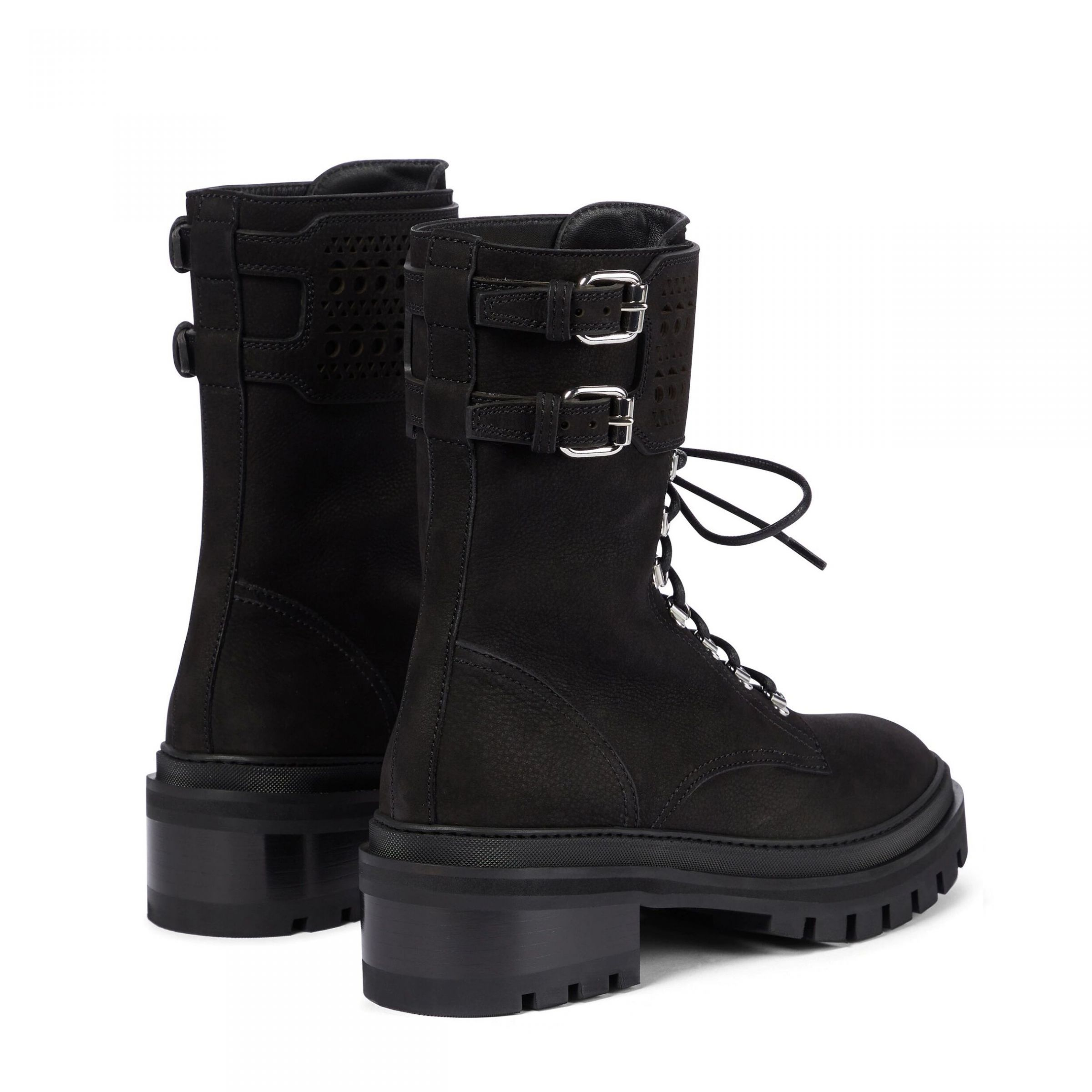 Ботинки Alaia черные