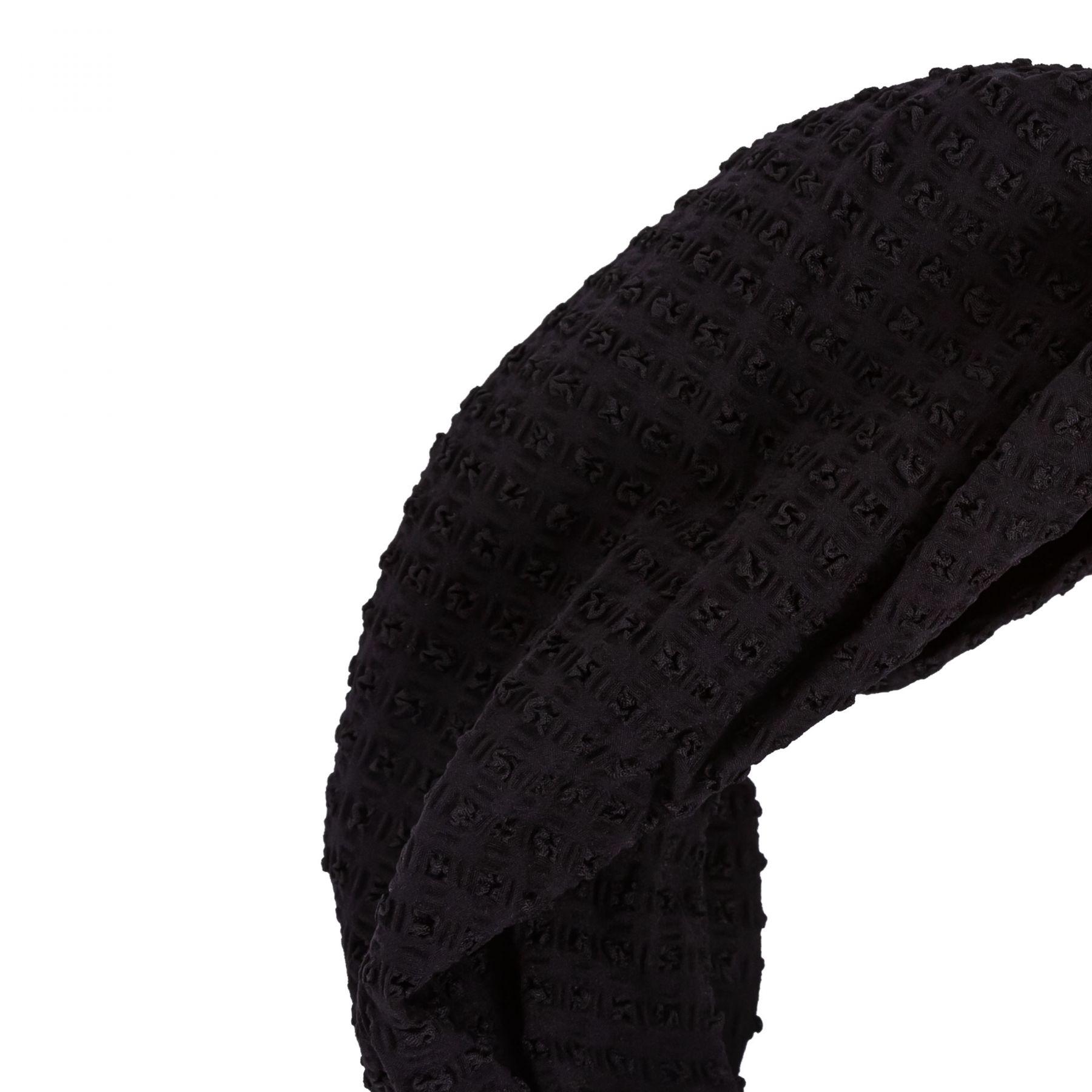 Повязка на голову Moeva JOSIE черная