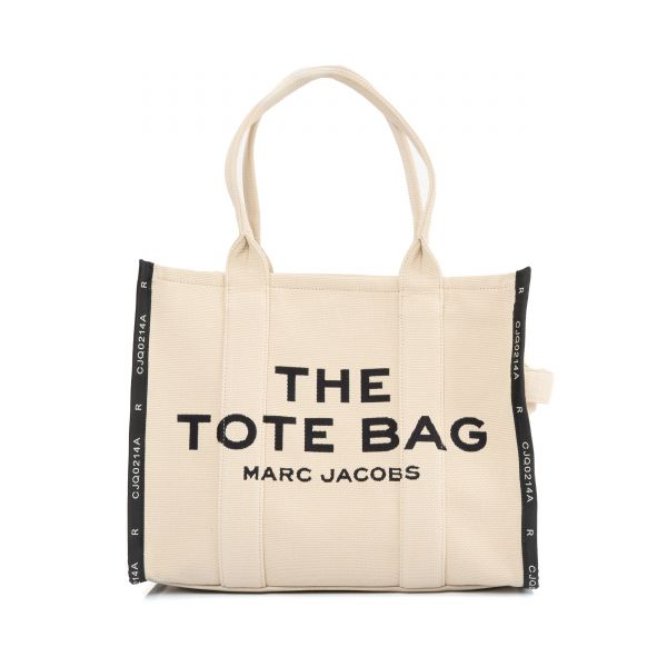 Сумка Marc Jacobs THE TOTE BAG светло-бежевая