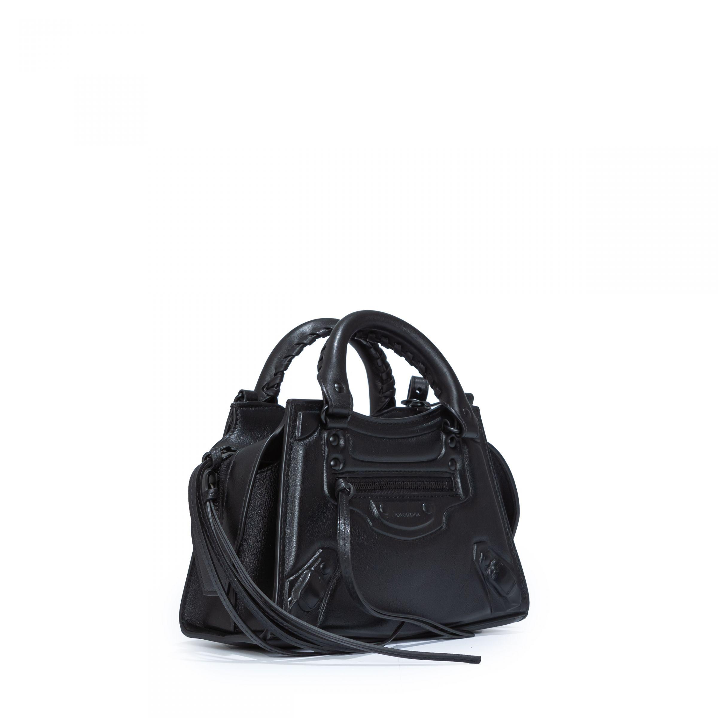 Сумка Balenciaga Neo Classic черная