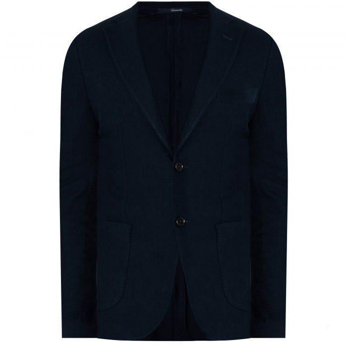 Пиджак Drumohr темно-синий