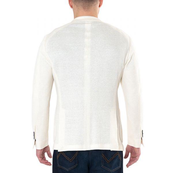 Пиджак Drumohr белый