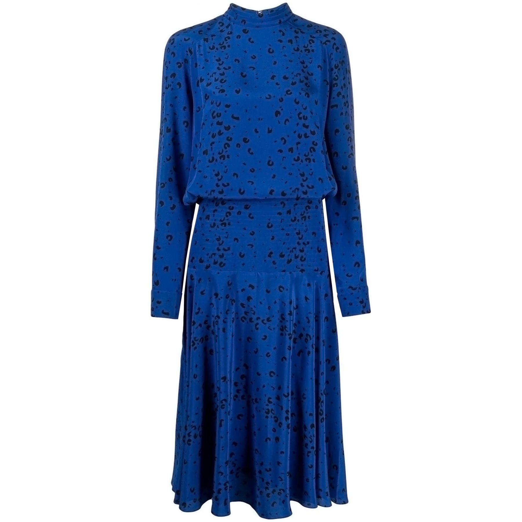 Платье Kenzo синее