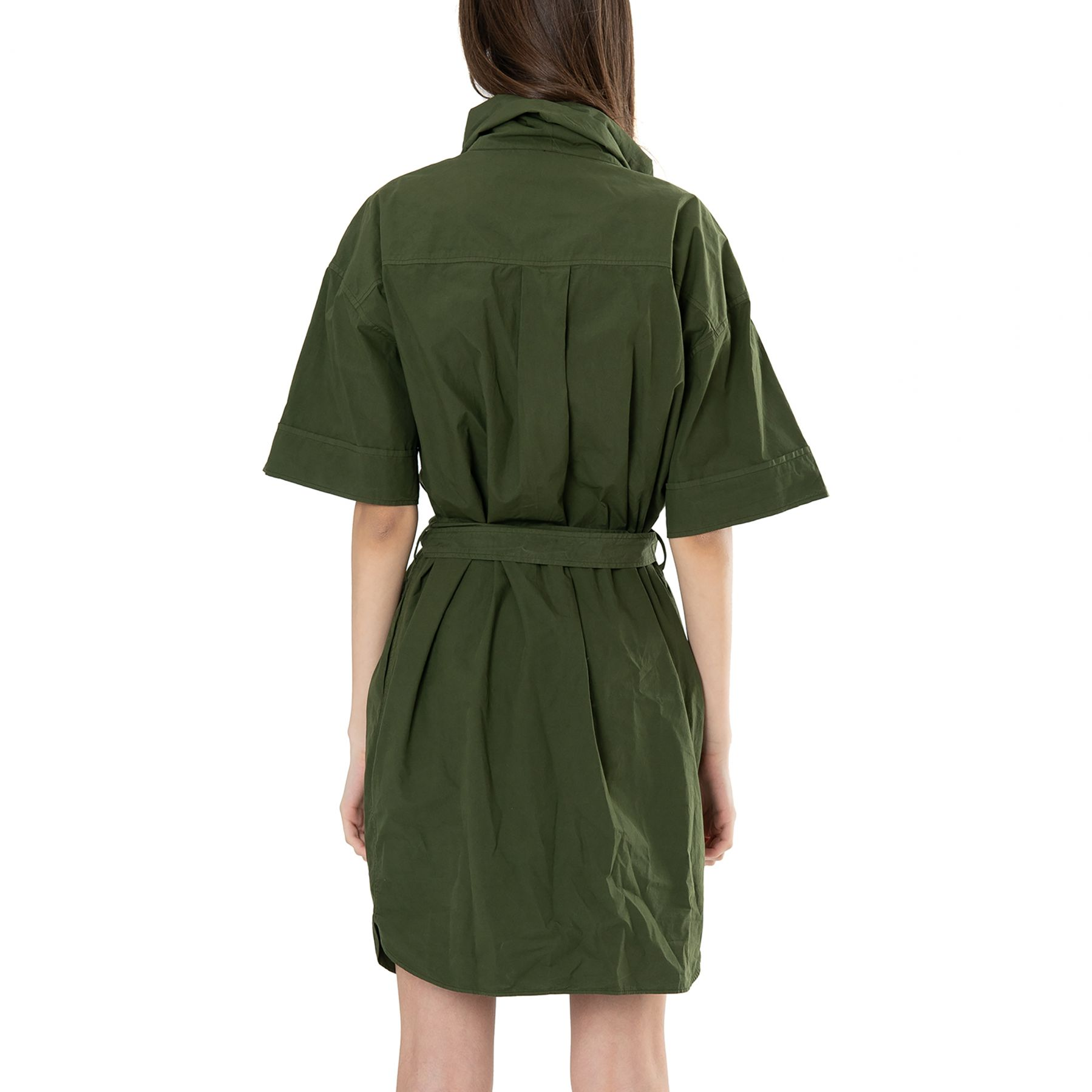Платье Kenzo хаки
