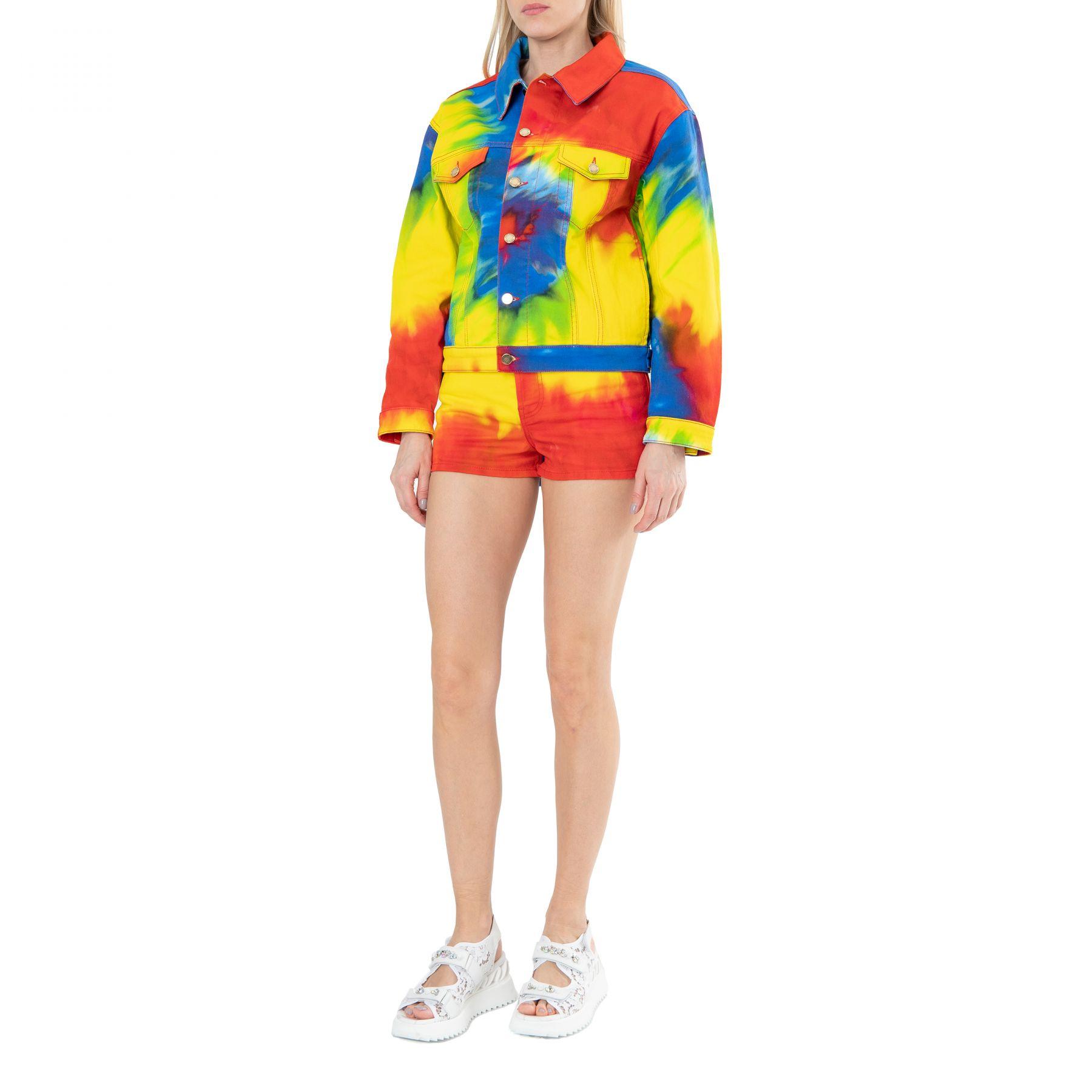 Куртка Alexandre Vauthier разноцветная