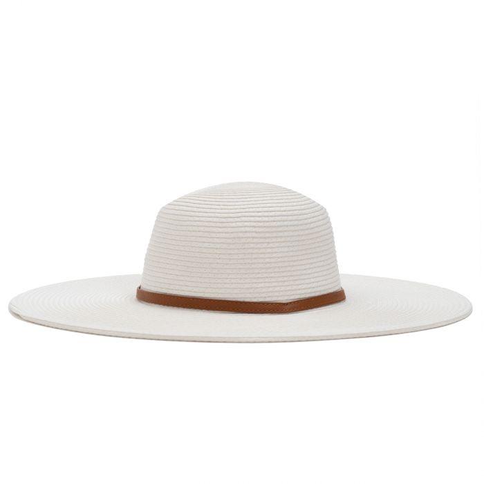 Шляпа Melissa Odabash JEMIMA белая