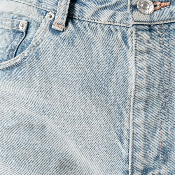 Джинсы Balenciaga светло-голубые