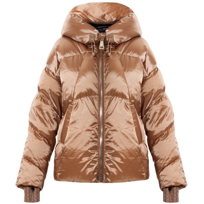 Куртка Nicole Benisti Montague золотая