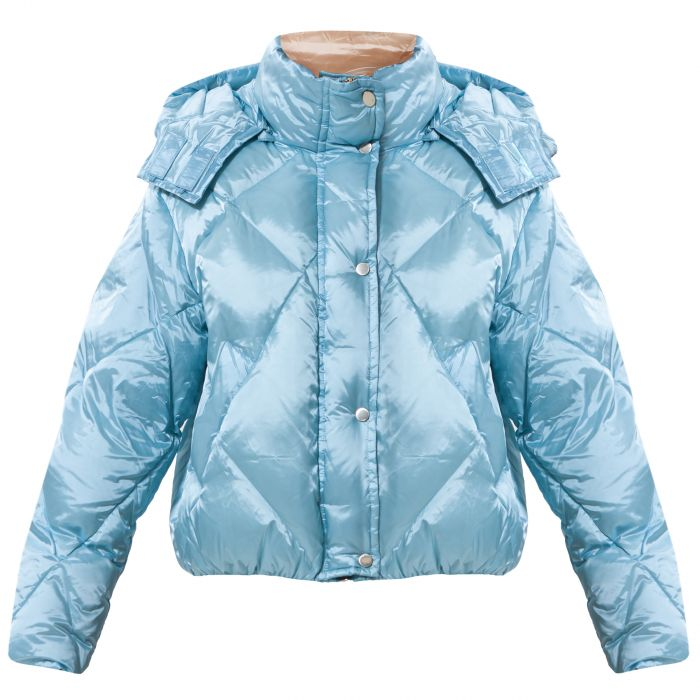Куртка Nicole Benisti Kenmare голубая