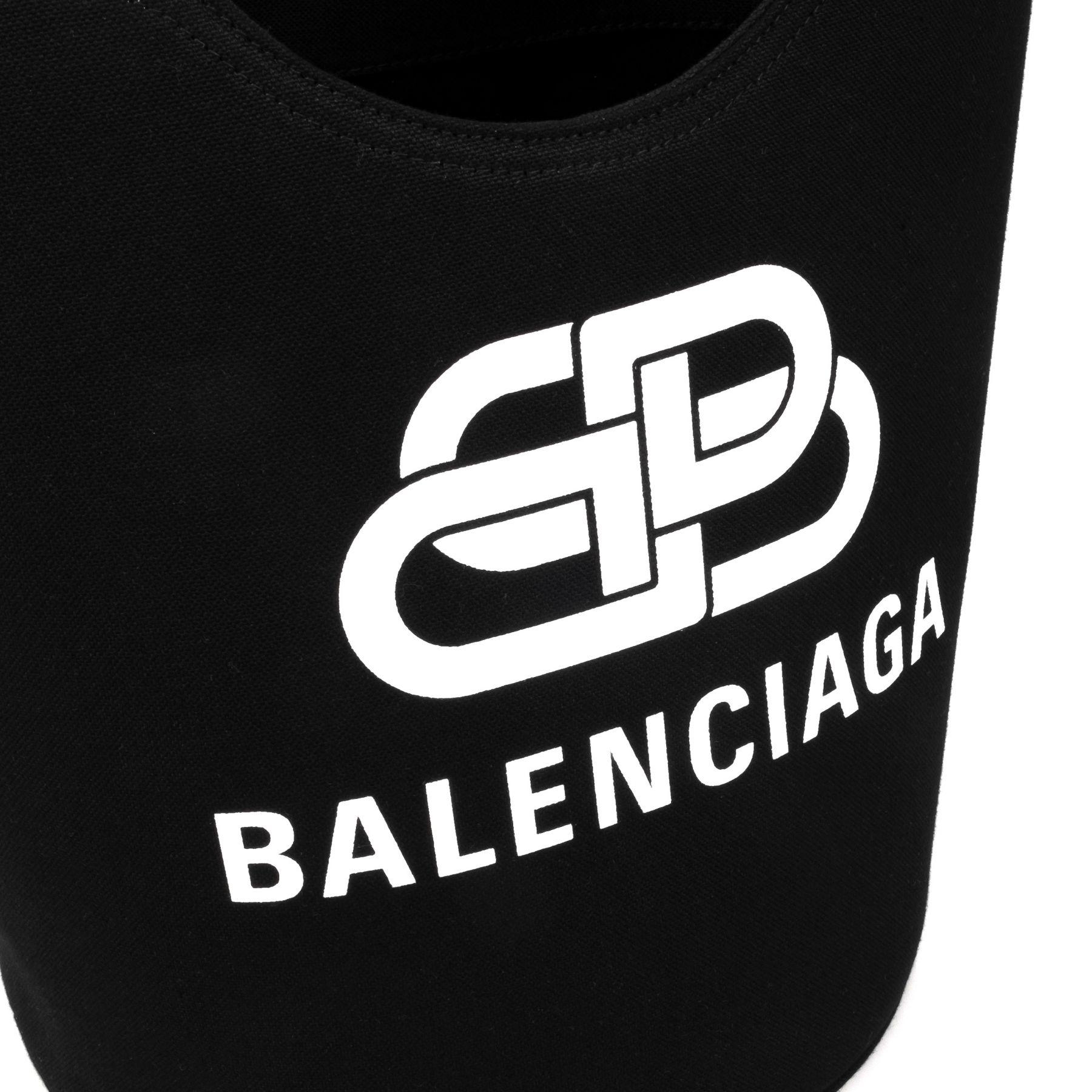 Сумка Balenciaga WAVE черная