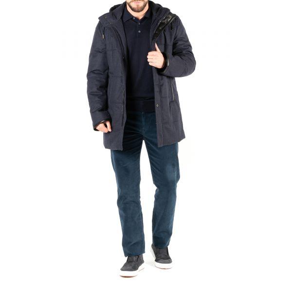 Куртка Massimo Sforza синяя