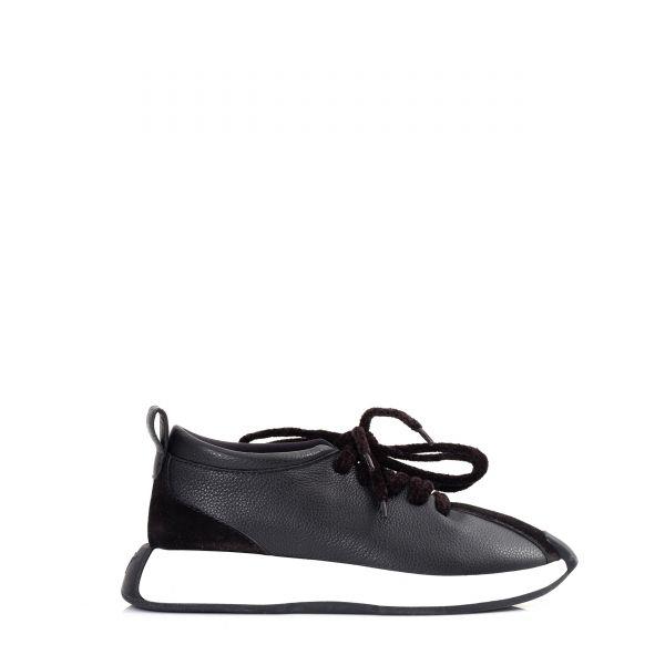 Кроссовки Giuseppe Zanotti Omnia черные