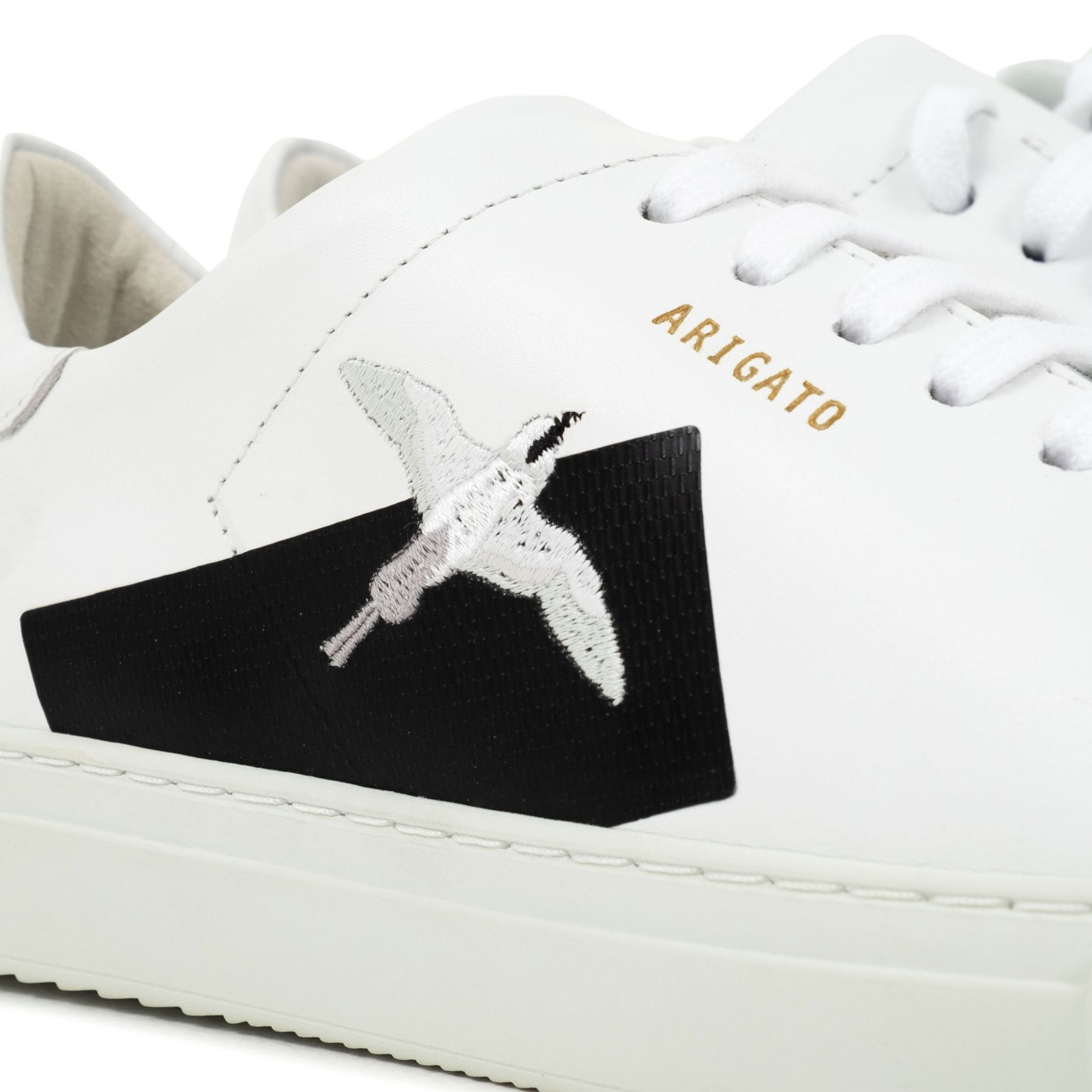 Кеды Axel Arigato Clean 90 Tape Bird белые