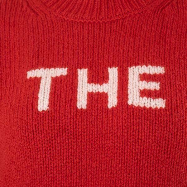 Трикотаж Marc Jacobs красный