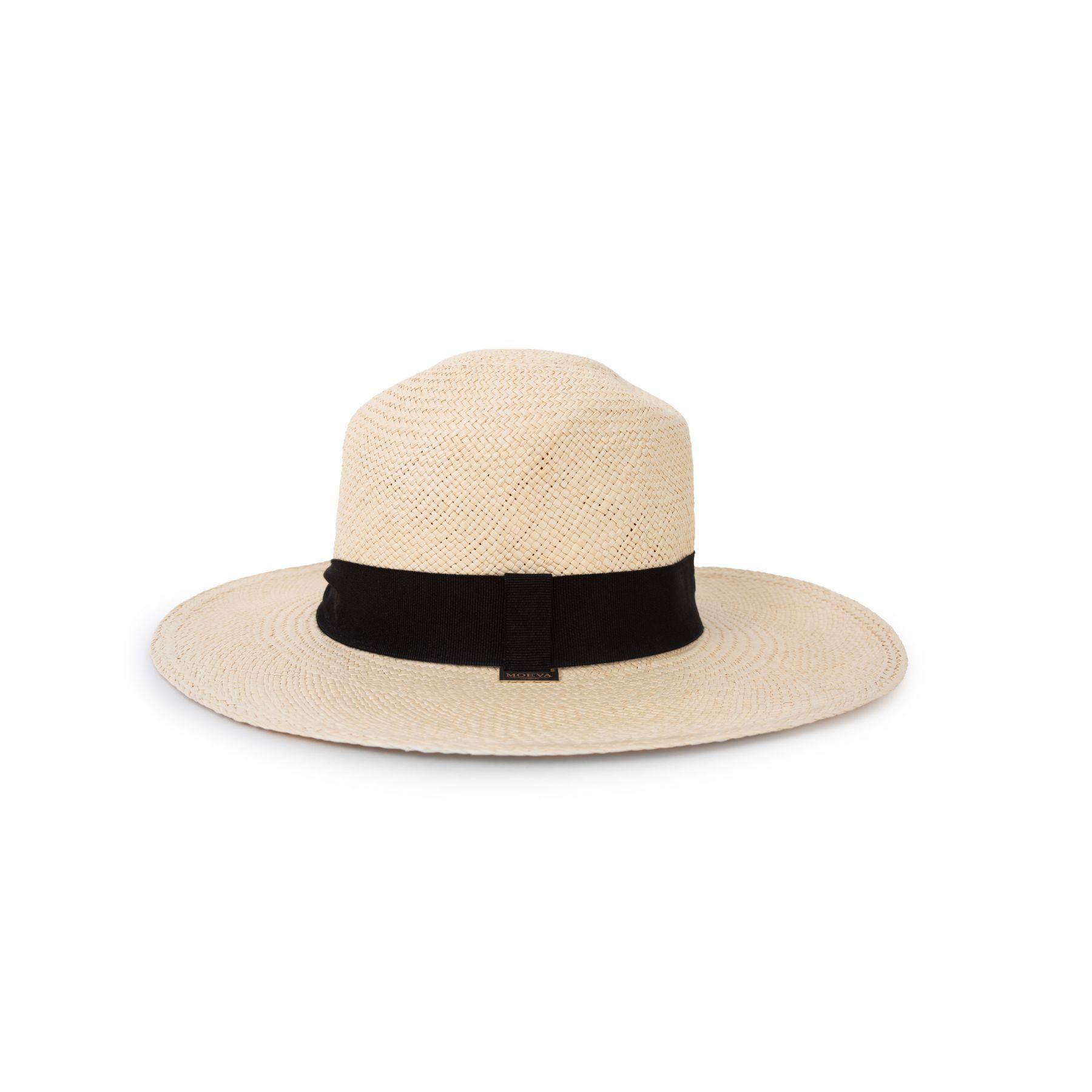 Шляпа Moeva ALESSIA бежевая