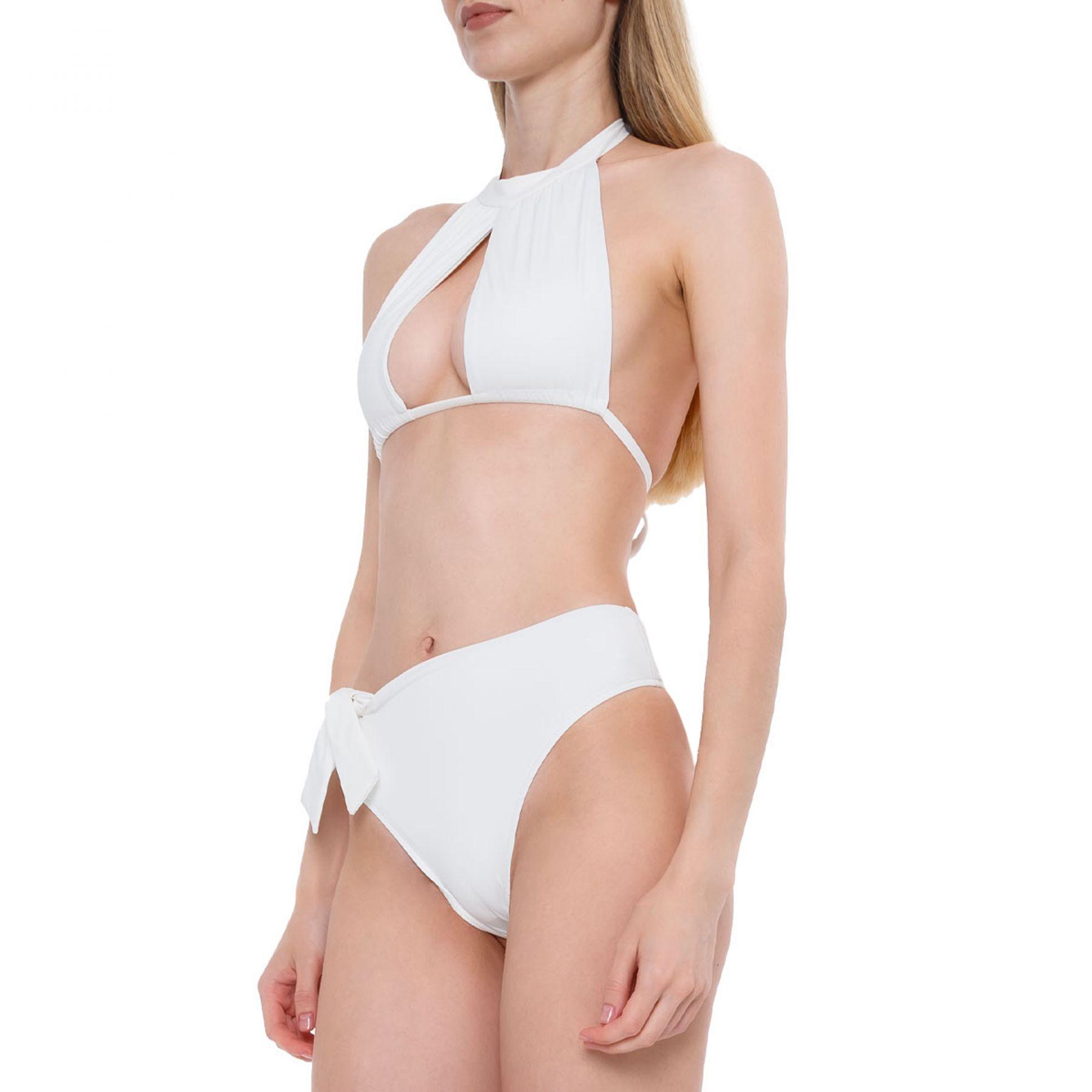 Купальник Frankie's Bikinis Cupid белый