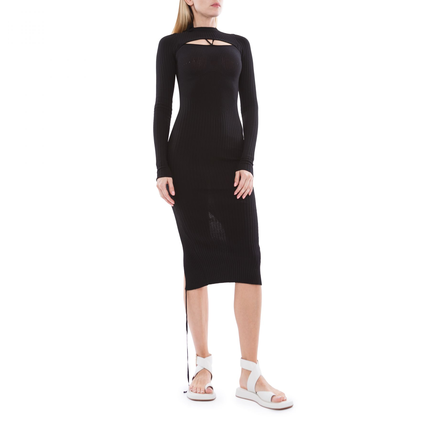 Платье Adamo черное