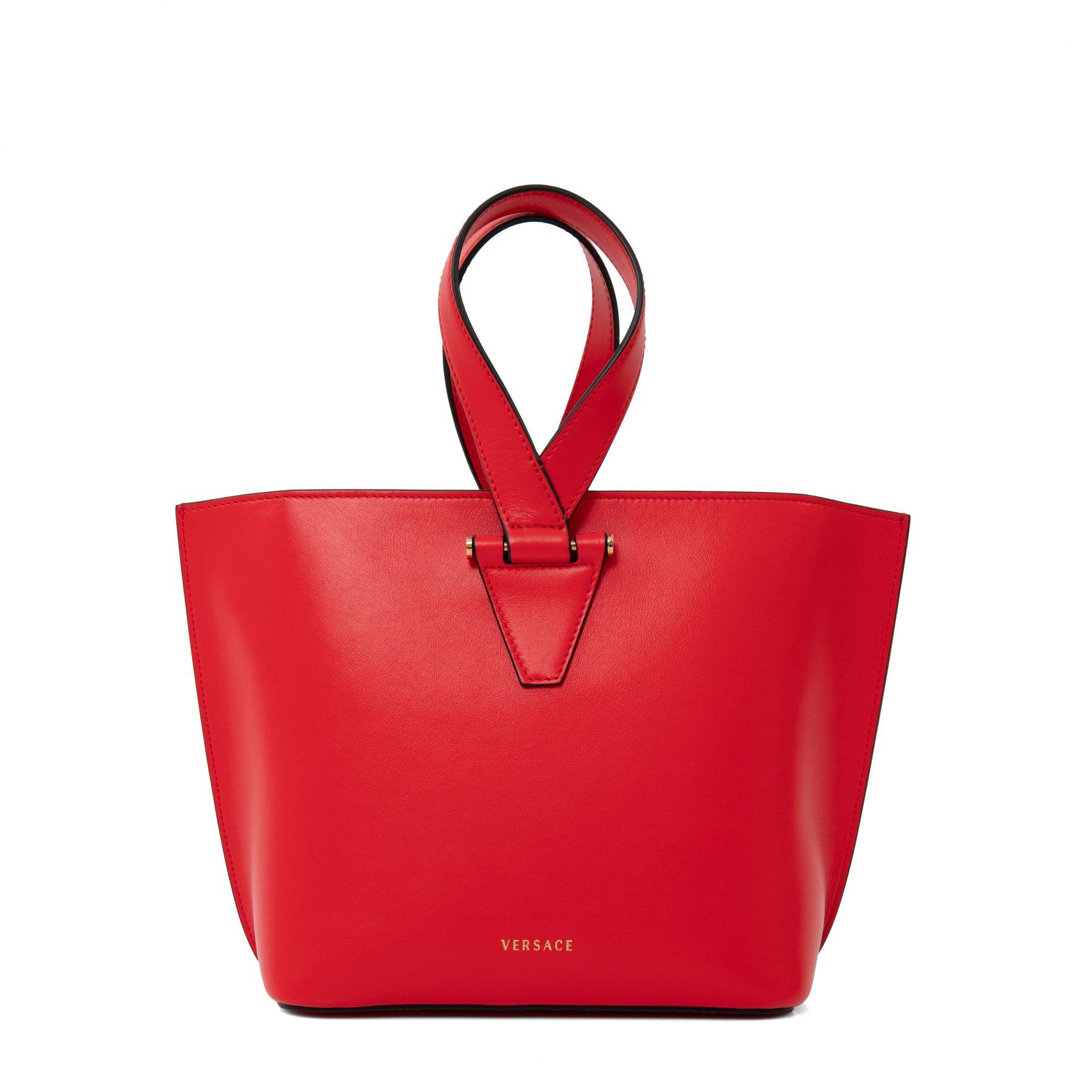 Сумка Versace Virtus красная