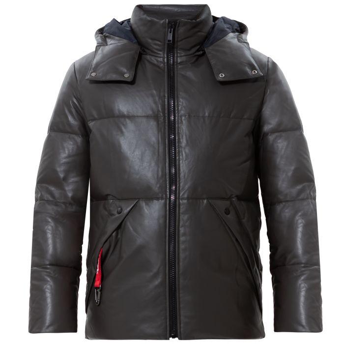 Куртка Yves Salomon черная