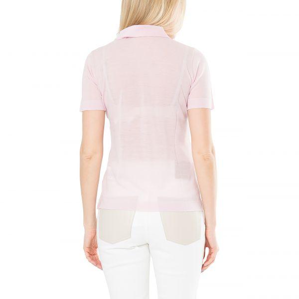 Поло Nanushka розовое