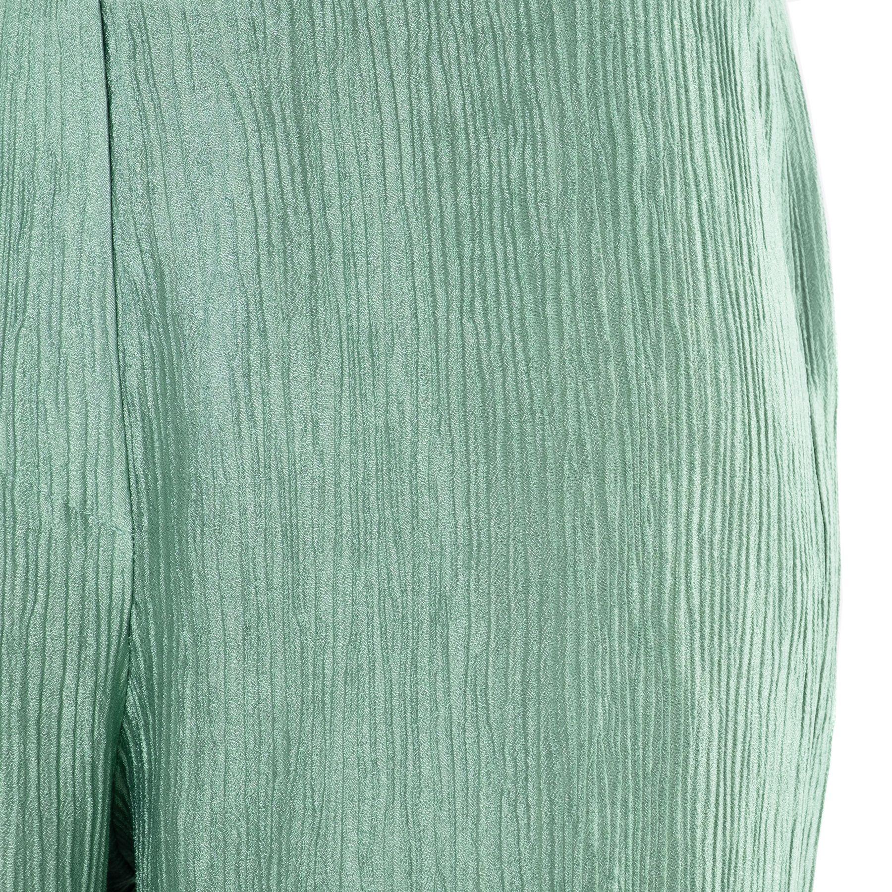 Костюм Nanushka зеленый
