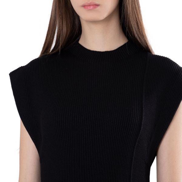 Платье Kenzo черное